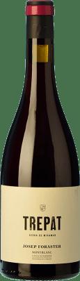 16,95 € Free Shipping | Red wine Josep Foraster Joven D.O. Conca de Barberà Catalonia Spain Trepat Bottle 75 cl
