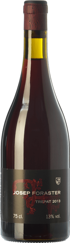 14,95 € Free Shipping | Red wine Josep Foraster Joven D.O. Conca de Barberà Catalonia Spain Trepat Bottle 75 cl
