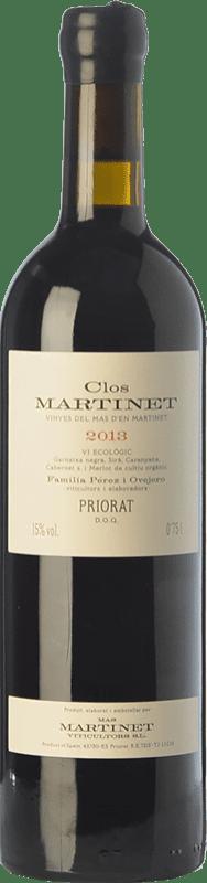54,95 € Envoi gratuit | Vin rouge Mas Martinet Clos Crianza D.O.Ca. Priorat Catalogne Espagne Merlot, Syrah, Grenache, Cabernet Sauvignon, Carignan Bouteille Magnum 1,5 L