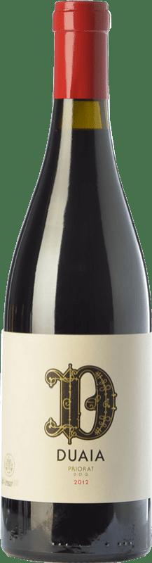 26,95 € Free Shipping | Red wine Mas Martinet Duaia Crianza D.O.Ca. Priorat Catalonia Spain Syrah, Grenache, Cabernet Sauvignon Bottle 75 cl