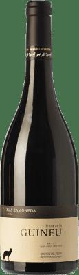 19,95 € Free Shipping | Red wine Mas Ramoneda Finca de la Guineu Reserva D.O. Costers del Segre Catalonia Spain Merlot, Syrah Bottle 75 cl