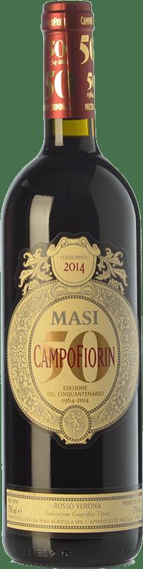 15,95 € Envío gratis | Vino tinto Masi Campofiorin I.G.T. Veronese Veneto Italia Corvina, Rondinella, Molinara Botella 75 cl