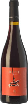 21,95 € Free Shipping | Red wine Roqua Repte Joven Spain Sumoll Bottle 75 cl