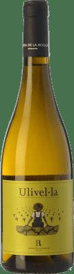 11,95 € Free Shipping | White wine Roqua Ulivel·la Crianza Spain Xarel·lo Bottle 75 cl