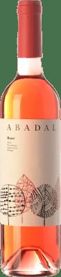 9,95 € Free Shipping | Rosé wine Masies d'Avinyó Abadal Rosat D.O. Pla de Bages Catalonia Spain Cabernet Sauvignon, Sumoll Bottle 75 cl