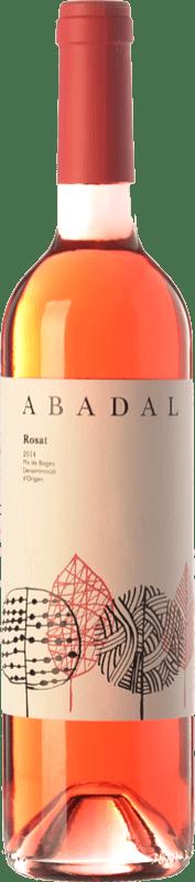 8,95 € Free Shipping | Rosé wine Masies d'Avinyó Abadal Rosat D.O. Pla de Bages Catalonia Spain Cabernet Sauvignon, Sumoll Bottle 75 cl