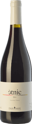 13,95 € Free Shipping | Red wine Masroig Ètnic Crianza D.O. Montsant Catalonia Spain Grenache, Carignan Bottle 75 cl