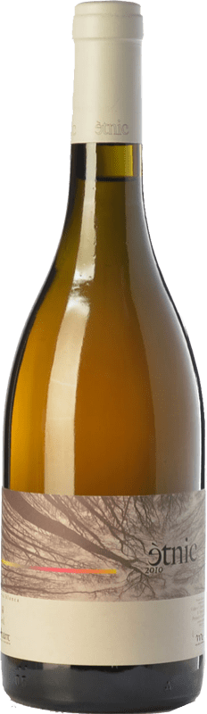 12,95 € Free Shipping | White wine Masroig Ètnic Blanc Crianza D.O. Montsant Catalonia Spain Grenache White Bottle 75 cl