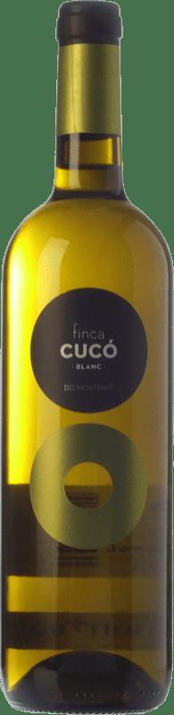 5,95 € Free Shipping | White wine Masroig Finca Cucó Blanc D.O. Montsant Catalonia Spain Grenache White, Macabeo Bottle 75 cl