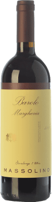 66,95 € Free Shipping | Red wine Massolino Margheria D.O.C.G. Barolo Piemonte Italy Nebbiolo Bottle 75 cl
