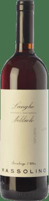 19,95 € Kostenloser Versand | Rotwein Massolino D.O.C. Langhe Piemont Italien Nebbiolo Flasche 75 cl