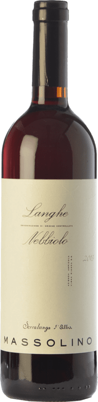 19,95 € Free Shipping   Red wine Massolino D.O.C. Langhe Piemonte Italy Nebbiolo Bottle 75 cl