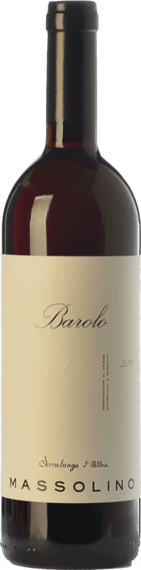 66,95 € Kostenloser Versand | Rotwein Massolino D.O.C.G. Barolo Piemont Italien Nebbiolo Magnum-Flasche 1,5 L