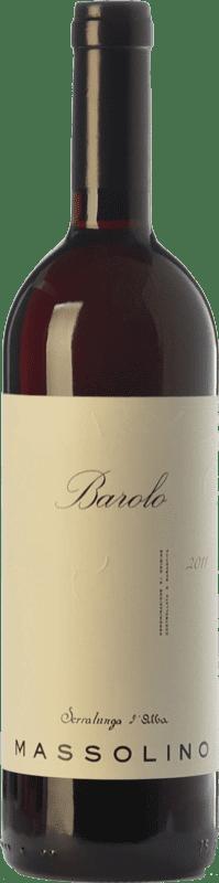 66,95 € Envío gratis | Vino tinto Massolino D.O.C.G. Barolo Piemonte Italia Nebbiolo Botella Mágnum 1,5 L