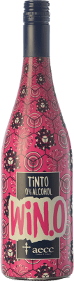 7,95 € Free Shipping | White sparkling Matarromera Win 0.0 Frizzante Tinto Spain Tempranillo Bottle 75 cl. | Thousands of wine lovers trust us to get the best price guarantee, free shipping always and hassle-free shopping and returns.
