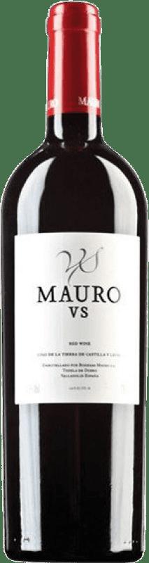 67,95 € Free Shipping | Red wine Mauro Vendimia Seleccionada Reserva I.G.P. Vino de la Tierra de Castilla y León Castilla y León Spain Tempranillo Bottle 75 cl
