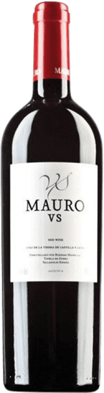 69,95 € Envoi gratuit | Vin rouge Mauro Vendimia Seleccionada Reserva I.G.P. Vino de la Tierra de Castilla y León Castille et Leon Espagne Tempranillo Bouteille 75 cl