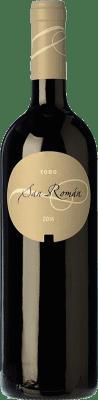 27,95 € Envío gratis | Vino tinto Maurodos San Román Crianza D.O. Toro Castilla y León España Tinta de Toro Botella 75 cl