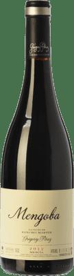 59,95 € Envoi gratuit | Vin rouge Mengoba La Vigne de Sancho Martín Crianza D.O. Bierzo Castille et Leon Espagne Mencía, Grenache Tintorera, Godello Bouteille 75 cl