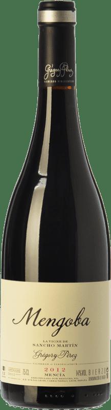 29,95 € Free Shipping | Red wine Mengoba La Vigne de Sancho Martín Crianza D.O. Bierzo Castilla y León Spain Mencía, Grenache Tintorera, Godello Bottle 75 cl