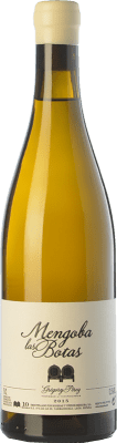 43,95 € Free Shipping | White wine Mengoba Las Botas Crianza Spain Godello Bottle 75 cl