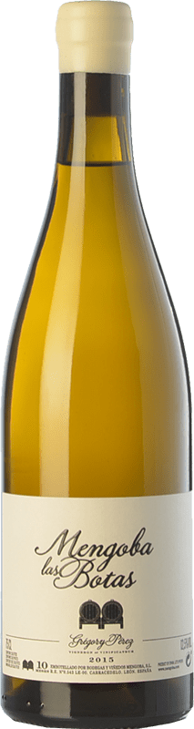 48,95 € Free Shipping | White wine Mengoba Las Botas Crianza Spain Godello Bottle 75 cl