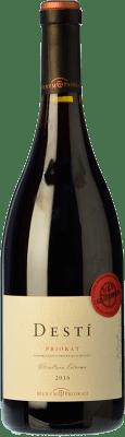 31,95 € Free Shipping | Red wine Merum Priorati Destí Crianza D.O.Ca. Priorat Catalonia Spain Syrah, Grenache, Cabernet Sauvignon, Carignan Bottle 75 cl