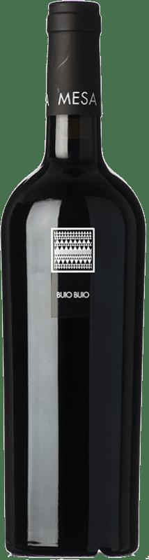 22,95 € Envoi gratuit | Vin rouge Mesa Buio Buio I.G.T. Isola dei Nuraghi Sardaigne Italie Carignan Bouteille 75 cl