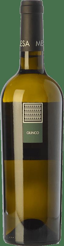 11,95 € Envoi gratuit | Vin blanc Mesa Giunco D.O.C. Vermentino di Sardegna Sardaigne Italie Vermentino Bouteille 75 cl