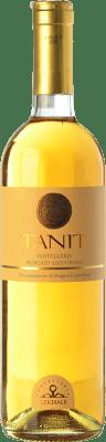 19,95 € Free Shipping | Sweet wine Miceli Liquoroso Tanit D.O.C. Pantelleria Sicily Italy Muscat of Alexandria Bottle 75 cl