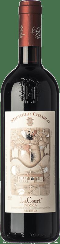 32,95 € Free Shipping   Red wine Michele Chiarlo Superiore La Court D.O.C. Barbera d'Asti Piemonte Italy Barbera Bottle 75 cl