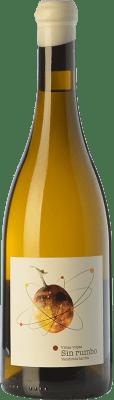 23,95 € Free Shipping | White wine Microbio Ismael Gozalo Sin Rumbo Crianza Spain Verdejo Bottle 75 cl