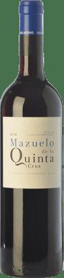19,95 € Free Shipping | Red wine Miguel Merino Quinta Cruz de la Quinta Cruz Joven D.O.Ca. Rioja The Rioja Spain Mazuelo Bottle 75 cl