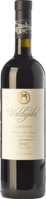 23,95 € Free Shipping | Red wine Milénico Valdepila Crianza D.O. Ribera del Duero Castilla y León Spain Tempranillo Bottle 75 cl