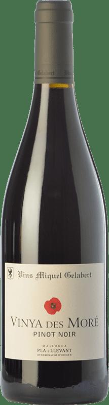 18,95 € Envío gratis   Vino tinto Miquel Gelabert Vinya des Moré Crianza D.O. Pla i Llevant Islas Baleares España Pinot Negro Botella 75 cl