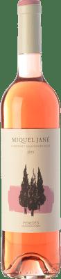 7,95 € Free Shipping | Rosé wine Miquel Jané Baltana Rosat D.O. Penedès Catalonia Spain Grenache, Cabernet Sauvignon Bottle 75 cl