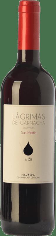 5,95 € Envío gratis   Vino tinto Mondo Lirondo Lágrimas de Garnacha Joven D.O. Navarra Navarra España Garnacha Botella 75 cl