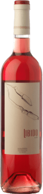 6,95 € Free Shipping | Rosé wine Mondo Lirondo Libido D.O. Navarra Navarre Spain Grenache Bottle 75 cl