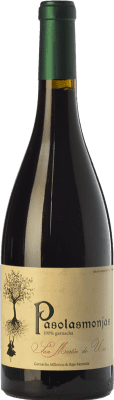 15,95 € Free Shipping | Red wine Mondo Lirondo Paso las Monjas Crianza D.O. Navarra Navarre Spain Grenache Bottle 75 cl