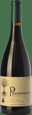13,95 € Kostenloser Versand | Rotwein Mondo Lirondo Paso las Monjas Crianza D.O. Navarra Navarra Spanien Grenache Flasche 75 cl