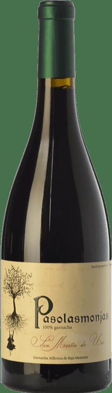 13,95 € Free Shipping | Red wine Mondo Lirondo Paso las Monjas Crianza D.O. Navarra Navarre Spain Grenache Bottle 75 cl
