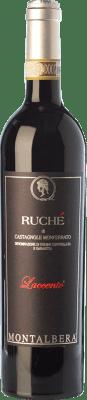 13,95 € Free Shipping | Red wine Montalbera Laccento D.O.C. Ruchè di Castagnole Monferrato Piemonte Italy Ruchè Bottle 75 cl