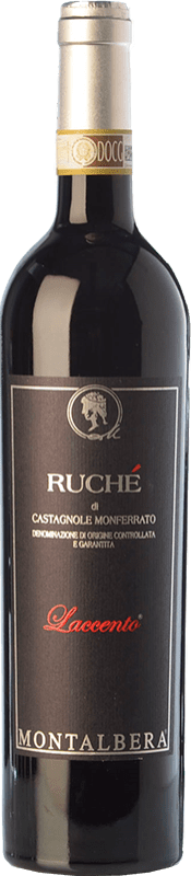 13,95 € Envío gratis   Vino tinto Montalbera Laccento D.O.C. Ruchè di Castagnole Monferrato Piemonte Italia Ruchè Botella 75 cl
