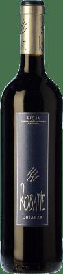 8,95 € Free Shipping   Red wine Montealto Robatie Crianza D.O.Ca. Rioja The Rioja Spain Tempranillo Bottle 75 cl