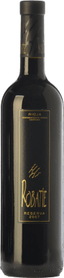 19,95 € Free Shipping   Red wine Montealto Robatie Reserva D.O.Ca. Rioja The Rioja Spain Tempranillo Bottle 75 cl