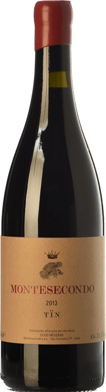 31,95 € Envoi gratuit | Vin rouge Montesecondo Tïn I.G.T. Toscana Toscane Italie Sangiovese Bouteille 75 cl