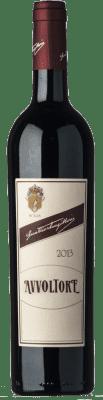 47,95 € Free Shipping | Red wine Morisfarms Avvoltore D.O.C. Maremma Toscana Tuscany Italy Syrah, Cabernet Sauvignon, Sangiovese Bottle 75 cl