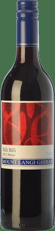 14,95 € Envío gratis | Vino tinto Mount Langi Ghiran Billi Billi Shiraz Crianza I.G. Grampians Grampians Australia Syrah Botella 75 cl