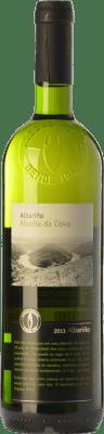 19,95 € Free Shipping | White wine Moure Abadía da Cova D.O. Ribeira Sacra Galicia Spain Albariño Bottle 75 cl