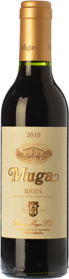 178,95 € Free Shipping | Red wine Muga Crianza 2010 D.O.Ca. Rioja The Rioja Spain Tempranillo, Grenache, Graciano, Mazuelo Special Bottle 5 L